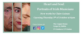 Heart and Soul: Portraits of Irish Muscians